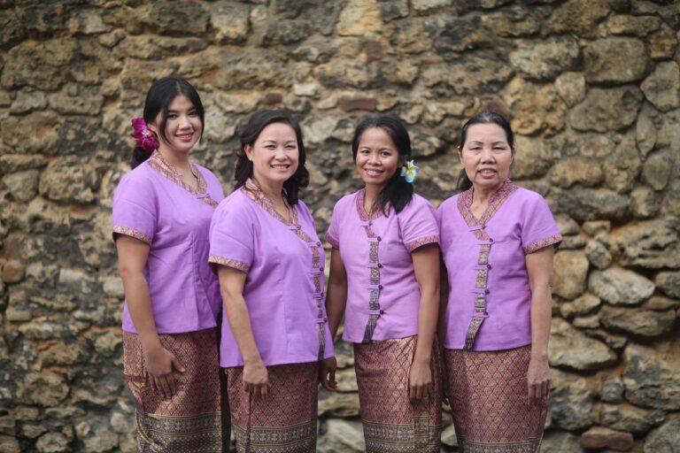 Das Team der Royal Thai Massage